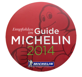 Guia Michelin 2014